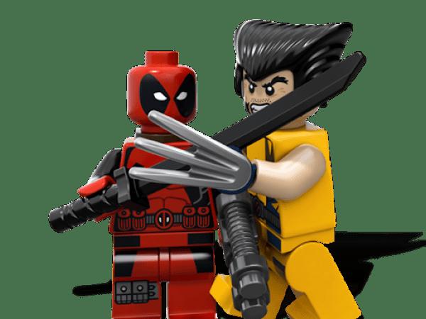 LEGO Wolverine DeadPool