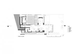 Plano-Casa-Glen-2961-diseño-SAOTA