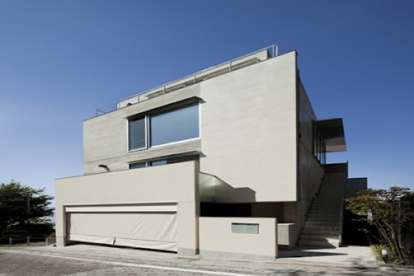 Residencia Mita arquitectura YJP