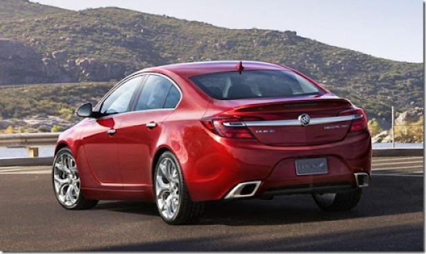 Buick Regal 2014 (3)