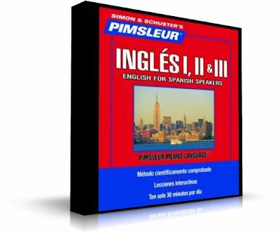 PIMSLEUR, Curso de Inglés para Hispanohablantes (English for Spanish Speakers) – Curso completo de inglés Pimsleur en sus tres niveles