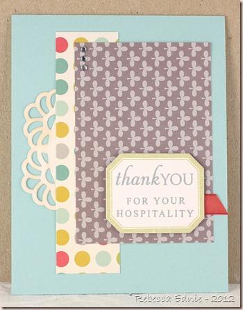 mod hospitality for sarah