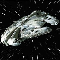 Nave Falcon - Star Wars