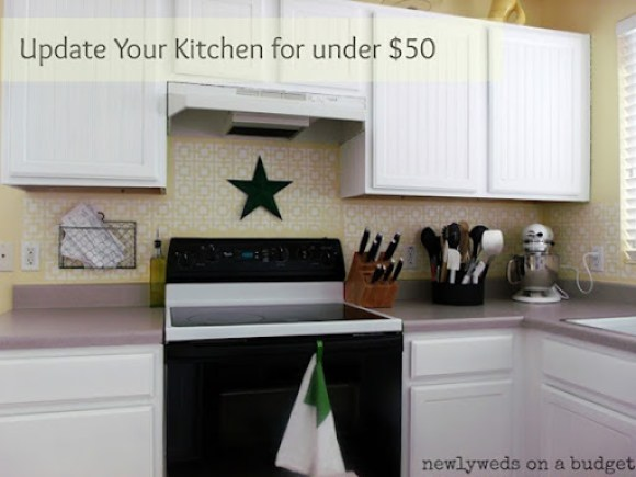budget kitchen paint cabinets white