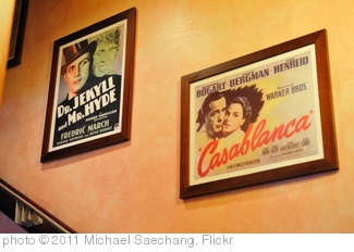 'Old Movie Posters' photo (c) 2011, Michael Saechang - license: http://creativecommons.org/licenses/by-sa/2.0/