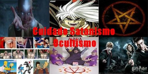Alerta Cuidado satanismo ocultismo