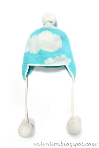 big apple_head in the clouds ski hat