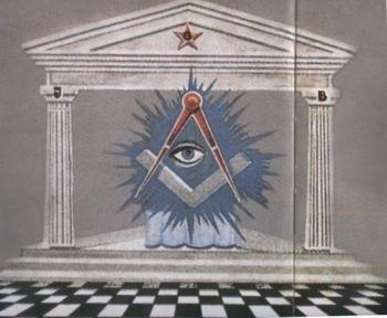 A estrela com o pentagrama unem a todos eles.