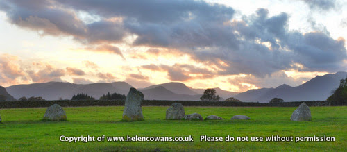 CAstlerigg sunset 2