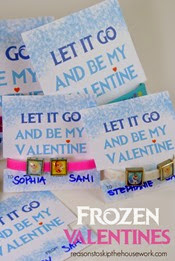 Reasons to Skip the Housework - Frozen Valentine