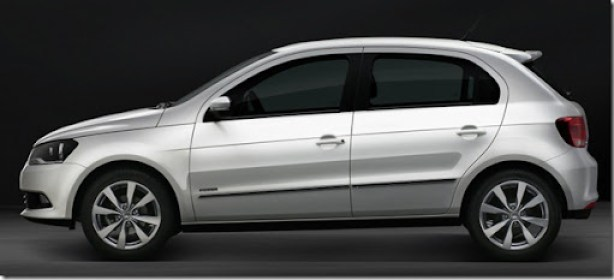 Eis os novos Volkswagen Gol e Voyage 2013 (2)