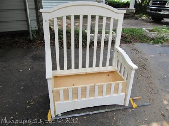 repurposed crib toybox bench (51)