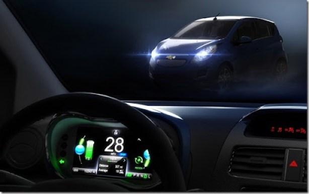 Chevrolet Spark Electric Vehicle (EV) for U.S. and Global Market