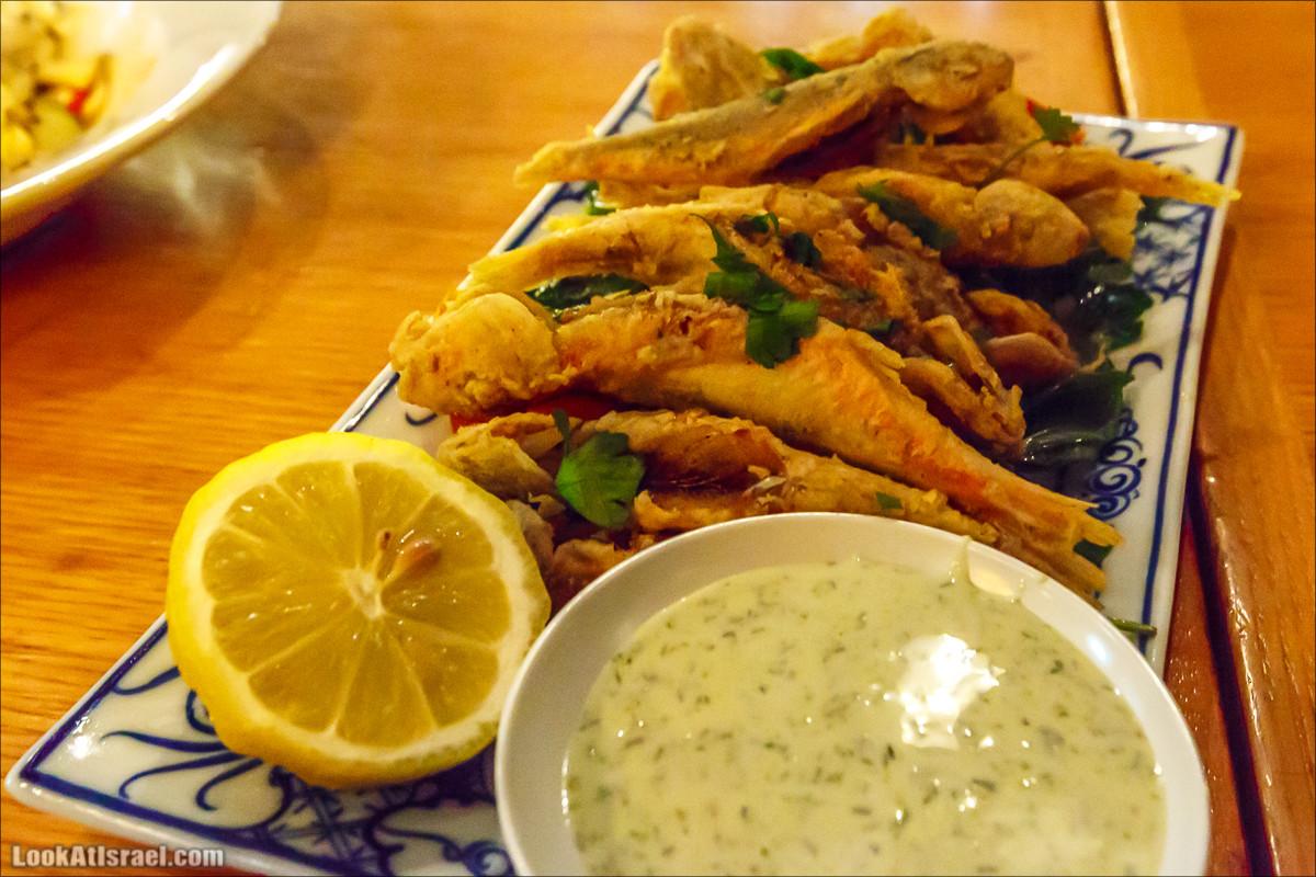 LookAtIsrael.com - Ресторан Калимера в Яффо | Kalimera rest in Jaffa port | מסעדת קלימרה בנמל יפו