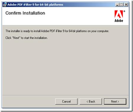32 9 bit ifilter pdf adobe