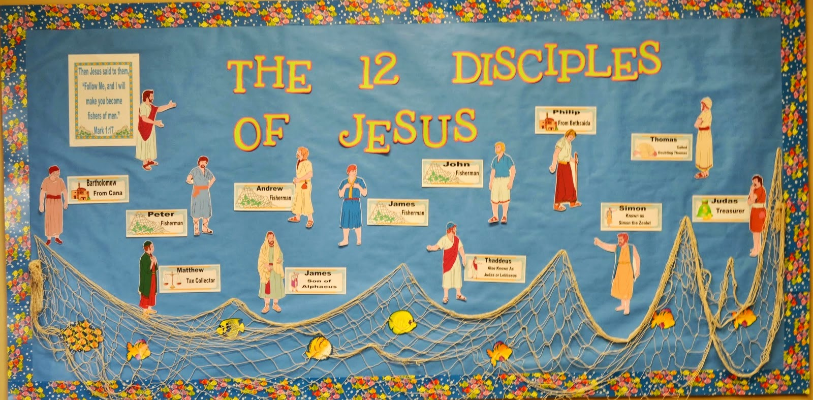 My Bible Journal The 12 Apostles