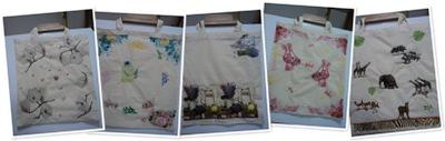 Pogledaj Decoupage & oslikavanje tkanine