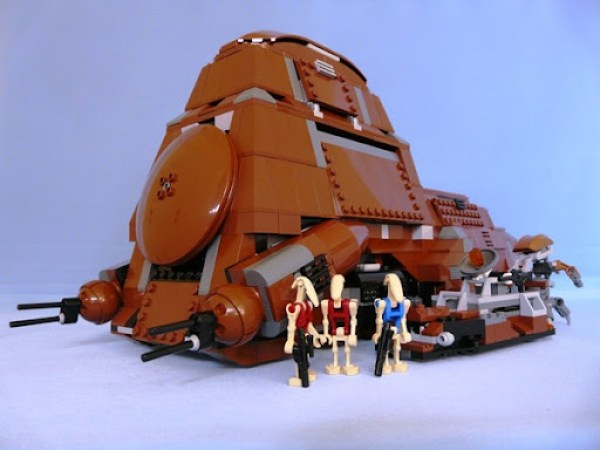 LEGO Star Wars Trade Federation