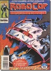 P00013 - Robocop #13