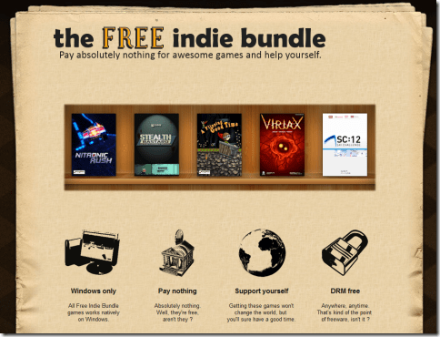 Free Indie Bundle