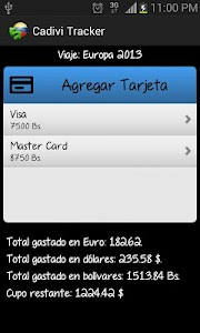 Cadivi Tracker screenshot 5