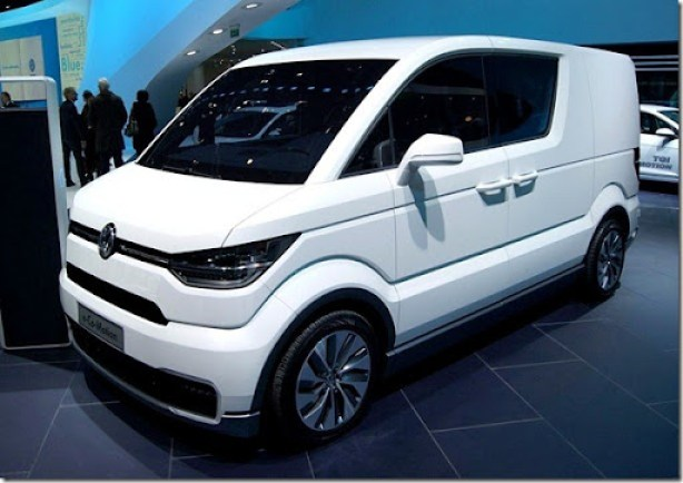 Volkswagen e-Co-motion Concept (5)