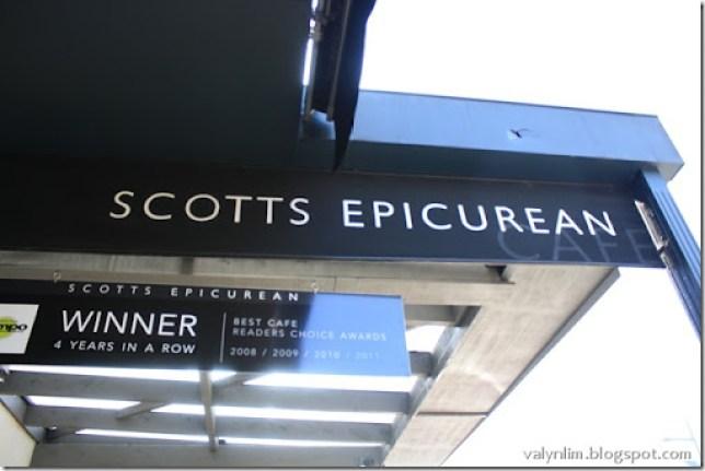 Scotts epicurean