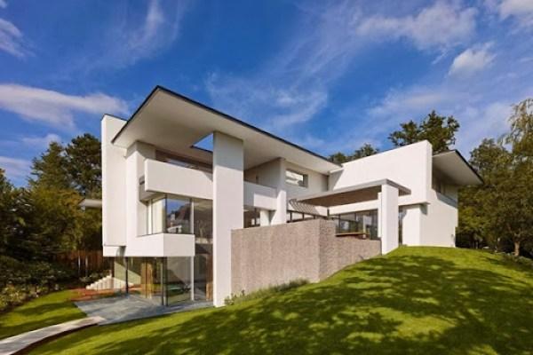 casa-contemporanea-de-Alexander-Brenner-Architekten