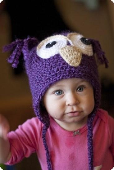 Evelyn Owl Hat