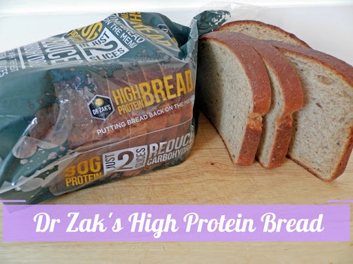 Dr Zaks High Protein Bread review