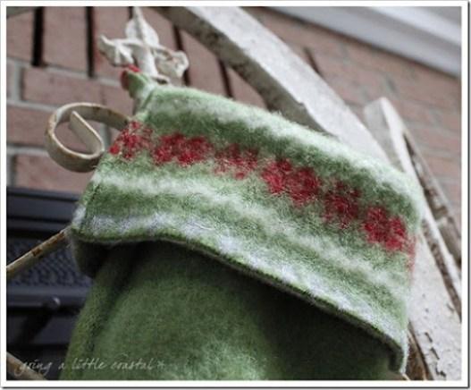 stocking cuff