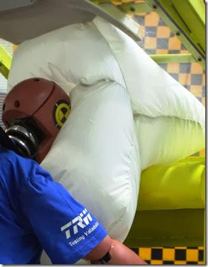 Airbag traseiro 2