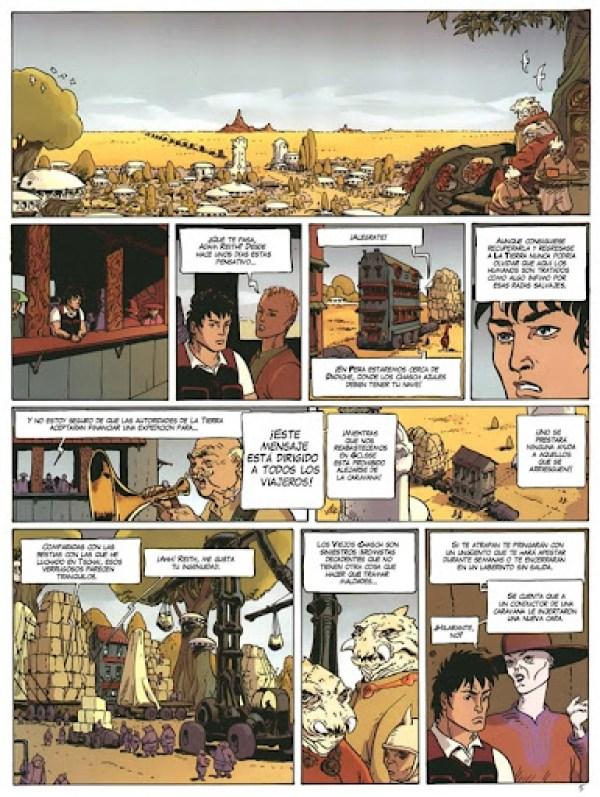 Tschai 02 Los Chasch #2 - página 7