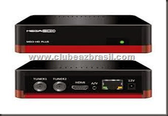 MEGABOX MG3 HD PLUS CABO NET 2