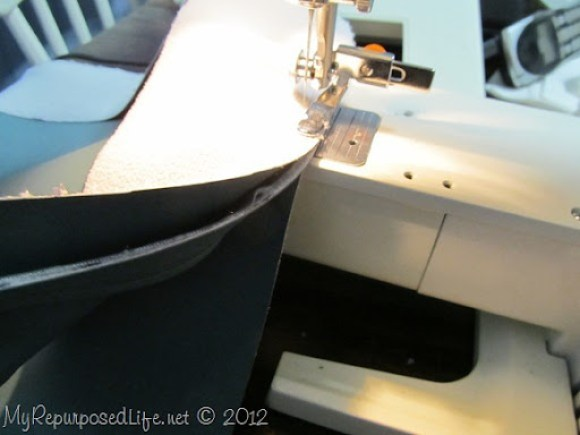 upholstering a chair (3)