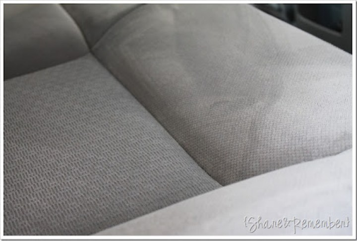 How To Get Coffee Stains Out Of Fabric Car Seats