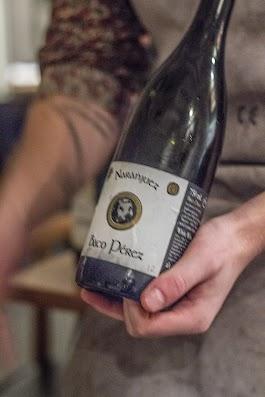 Orange Vin Baco Perez- Anmeldelse af Den Vandrette vinbar -  Mikkel Bækgaards Madblog.jpg