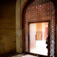 Humayun's Tomb, UNESCO World Heritage site in Delhi - Canon T2i