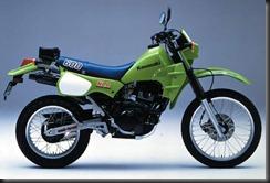 Kawasaki KLR600 84