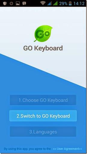 memulai mengganti tema theme keyboard android