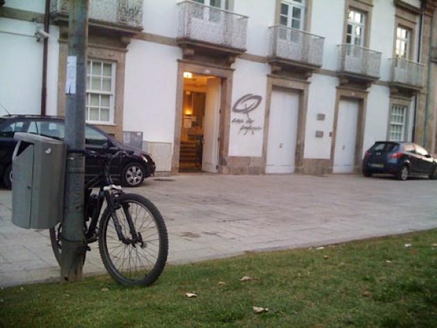 Estacionamento bici 011