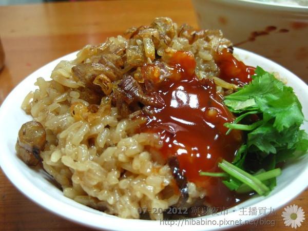 寧夏夜市, 台北美食, 雙連站美食, 主播貢丸, 台北小吃, 夜市小吃IMG_1820