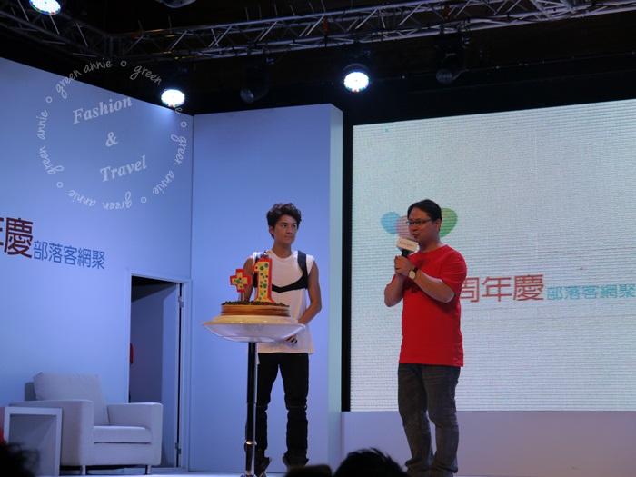 google+ 周年慶 部落客網聚