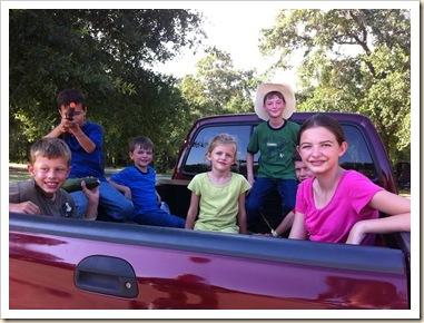 kids at childress'