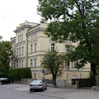 One of the goverment buildings in the old part of town.