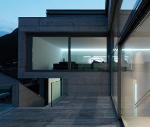 casa moderna en suiza