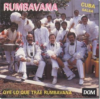 Rumbavana - Oye Lo Que Trae Rumbavana 1995 Front