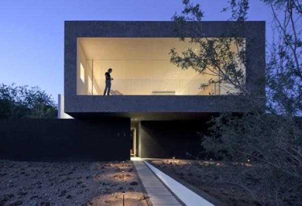 Arquitectura-Diálogo-House-por-Wendell-Burnette-Arquitectos