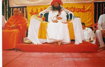 Sri Sri Ravishankar at Sevagad, AP