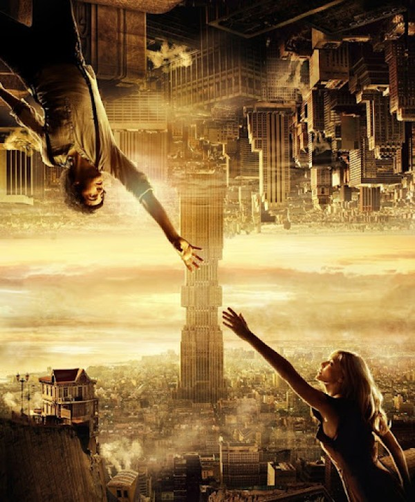Upside Down Film Poster Design